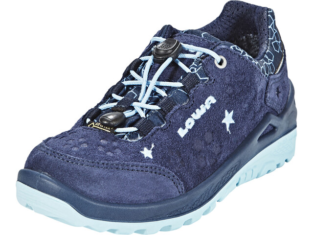 Lowa Marie GTX Low Shoes Mädchen navy/iceblue